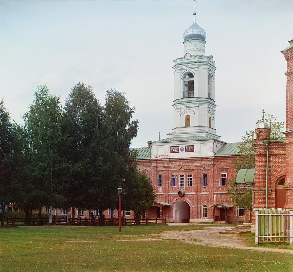 монастырь в глуши 4 буквы - фото 6